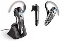 Voyager 520 Bluetooth Headset With Charging Cradle-New Retail Packaging