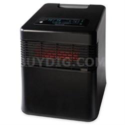 Honeywell Energy Smart Infrared Heater in Black - HZ-980