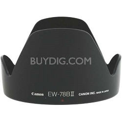 EW-78BII Lens Hood for Canon EF 28-135 IS USM