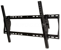 Flat + Tilt Smart Mount for select Large Flat Panel TVs (Black) - OPEN BOX