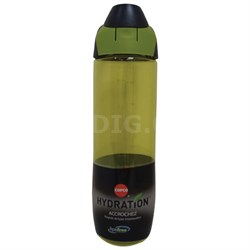 Clip and Go 24 oz Bottle, Lime