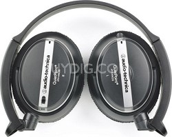 BuyDig - Audio-Technica QuietPoint Headphones - $34.00