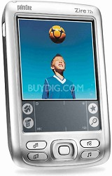 Zire 72 Handheld Silver Special Edition   ***  open box