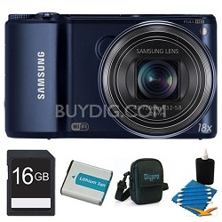 WB250F 14.2 MP SMART Camera Black 16GB Kit