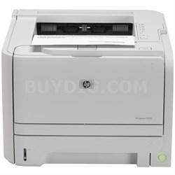 LaserJet P2035 Monochrome Laser Printer