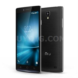 "5.5"" Full HD Smartphone in Brushed Black - Z8 US BLK"