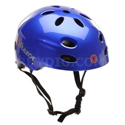 V17 Youth Multi-Sport Helmet (Gloss Blue) - 97981