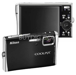 Coolpix S51 Digital camera (Black)