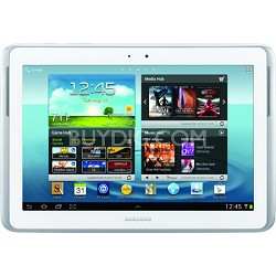 """10.1"""" Galaxy Note 16GB Slate Tablet (White)"""
