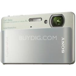 Cyber-shot DSC-TX5 10.2 MP Digital Camera (Green)