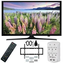 UN50J5000 - 50-Inch Full HD 1080p LED HDTV Slim Flat Wall Mount Bundle