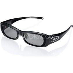 AGS250 3D active shutter glasses for LG 3D HDTVs