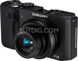 """TL500 10MP Digital Camera (Black) w/ 3"""" rotating LCD"""