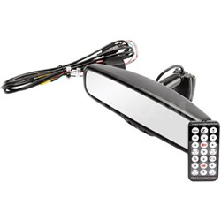 "OEM Replacement Rear View Mirror with 4.3"" Display"