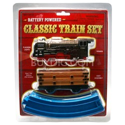 0450 Battery Powered Classic Train Set