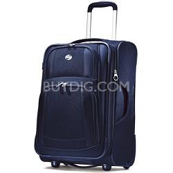 iLite Supreme 21 Inch Upright Suitcase (Sapphire Blue)