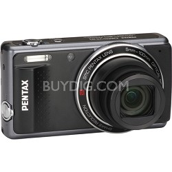 Optio VS20 Compact 16MP 20x Zoom Black Digital Camera