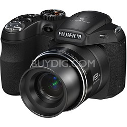 FinePix S2950 14 MP 18x Wide Angle Zoom 3.0 LCD Digital Camera(S2980 Retail)