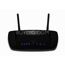 E2100L Advanced Wireless-N Router