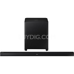 HW-H570 - 2.1ch 320 Watt Soundbar Sound System w/ Bluetooth & Wireless Subwoofer