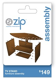 Furniture Assembly - A/V Stand or Cabinet