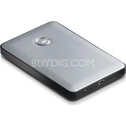 HARD DRIVE, G-DRIVE MOBILE USB 750GB