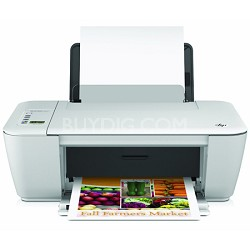 Deskjet 2540 Wireless Color Photo Printer with Scanner and Copier