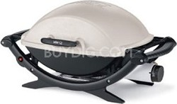 Q 200 Portable 280-Square-Inch 12000-BTU Gas Grill