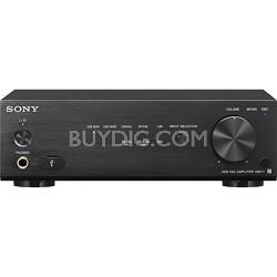 UDA-1/B Hi-Res USB DAC System for PC Audio - Black