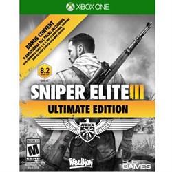 Sniper Elite III Ult Ed XOne