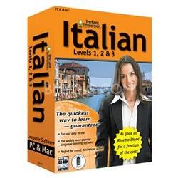 Italian Levels 1 2 & 3 Win/Mac ( V2 )