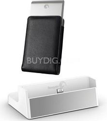 FreeAgent Go 250 GB USB 2.0 Portable External Hard Drive (Silver)