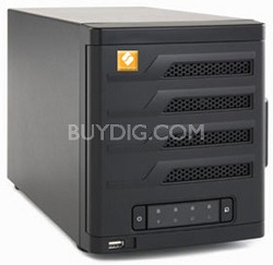 Storango SSTE-2NAS50 Smart Network Attached Storage Appliance Barebones