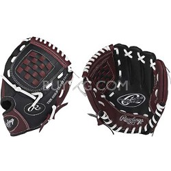 "PL90MB - Player Series 9"" Youth T-Ball Glove w/ Training Ball Right Hand Throw"