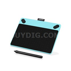 Intuos Draw Creative Pen Tablet - Small Blue