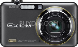 "Exilim FC100 9MP 2.7"" LCD Digital Camera (Black)"