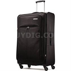 "Splash Spin LTE 28"" Black Spinner Luggage"