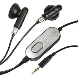 Handsfree Stereo Headset universally compatible for mobile devices w/ 3.5MM Jack