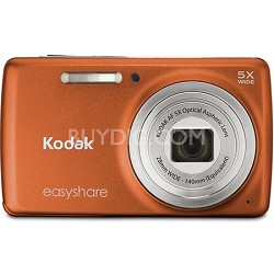 EasyShare M552 14MP Orange Digital Camera