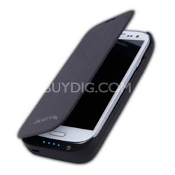Battery Case for Galaxy S3 - Black
