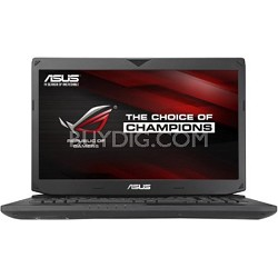 "ROG G750JS-DS71 17.3"" Intel Core i7-4700HQ 16GB Memory 1TB HDD 256 SSD Laptop"