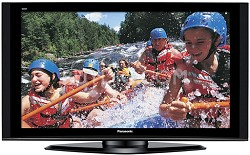 "TH-50PZ77U - 50"" High-definition 1080p Plasma TV"