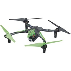 Ominus FPV UAV Quadcopter RTF, Green With Live View Video Camera