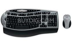 Laser Desktop 4000 PS2/USB Macintosh/Windows - Silver