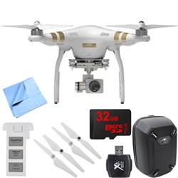Phantom 3 Professional Quadcopter Drone with 4K Camera Mobile Command Kit