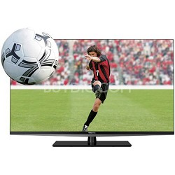"55"" Ultra-thin 1080p 3D LED 120Hz Bezel-less Design Smart TV w/ Four 3D Glasses"