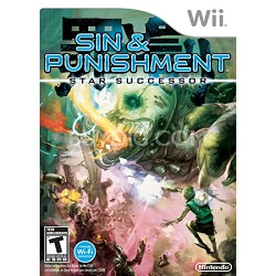 Wii Sin and Punishment: Star Successor  RVLPR2VE