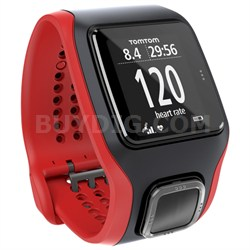 Runner GPS Watch with Heart Rate Monitor - OPEN BOX