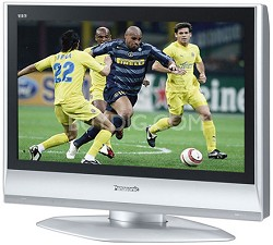 "TC-32LX60 Widescreen 32"" LCD high definition TV w/ HDMI Interface"
