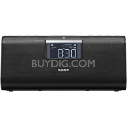 NFC Bluetooth Wireless Clock Radio Speaker System